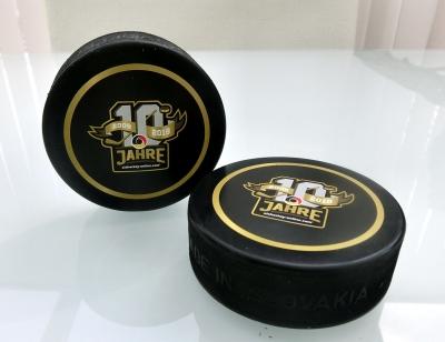 Eishockey Puck 10 Jahre eishockey-online.com
