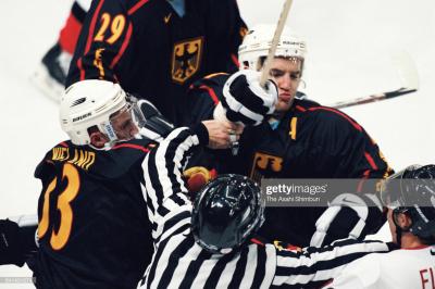 Olympia 1998 Nagano #81 Marc MacKay