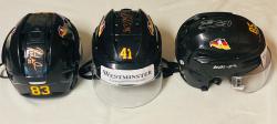 Gameworn Helm WM 2021 #95 Freddy Tiffels